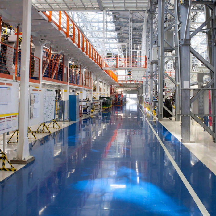 What is the cost for Epoxy Floor Coating for Industry?